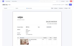 sales-invoice